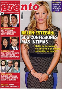 La revista pronto obsequia a sus lectoras con la agenda for Revista pronto primicias ya