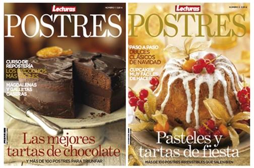 Revistas De Cocina | Crece La Familia De Revistas De Cocina De Lecturas Revistas Ari