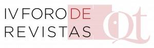 logo IV FORO RGB