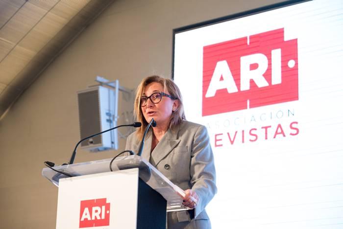 Marta Ariño, Presidenta de ARI